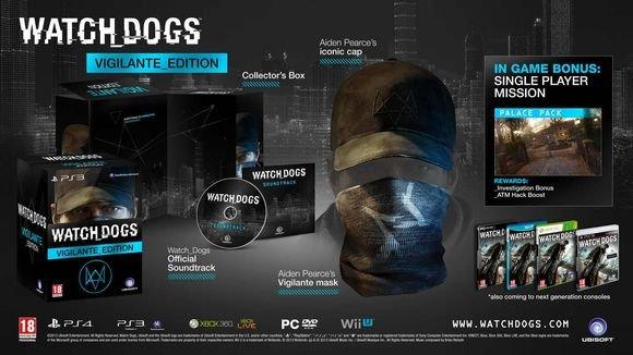 Watch Dogs: Vigilante Edition (Xbox One) für 22,99€ @Coolshop