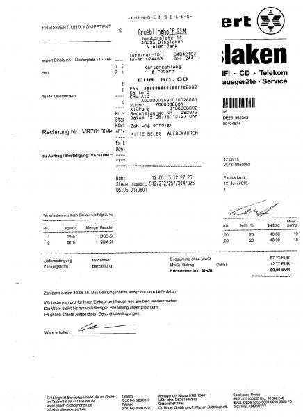 [Lokal] Expert Dinslaken HTC M8 261,10 Euro LG G.Pad 8.3 79,20 Euro Denon Cocoon 40 Euro LG G3 16GB 261,10