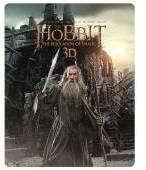 Der Hobbit: Smaugs Einöde Steelbook (Blu-ray 3D) (O-Ton) für 11,99€ @wowHD