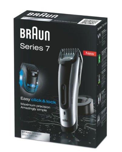 Braun Series 7 BT7050 Bart- und Haarschneider inkl. Präzisionstrimmer & Reiseetui für 38€ @Amazon.de
