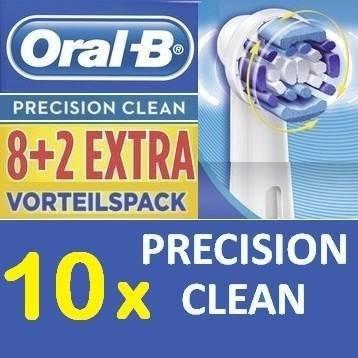 [Allyouneed] 10x Oral B Precision Clean Aufsteckbürsten für 19,89€ oder 12x bei [Conrad] für 22,62€