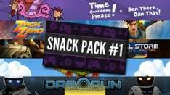 [steam] 2x 5 Games für je 38 Cent - Snack Packs @ greenmangaming