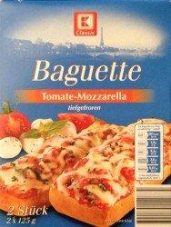 [Kaufland] 2x Baguette 250g für 0,44 ab 15.06