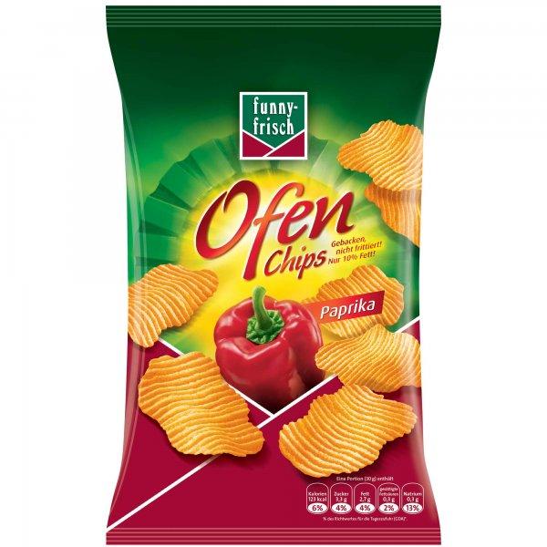 [Rossmann] Chipfrisch Funny-Frisch Chips 175g oder Ofen Chips 150g für 1,16 ab  15.06