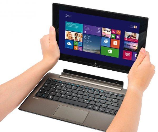 """Medion Akoya P2212T MD 99288 Touch-Notebook 29,5cm/11,6"""" Tablet 500GB 64GB Flash €239,99 bei medionshop-deutschland @ eBay.de B-Ware """"Neu: Sonstige"""""""