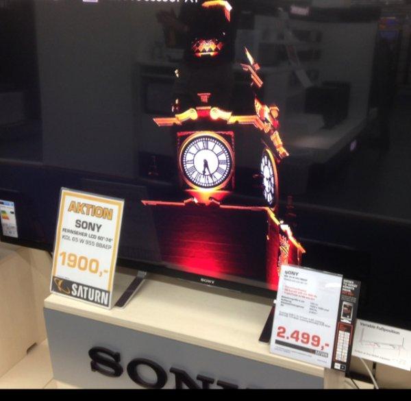 Sony 65W955 BBAEP