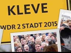 Kleve: 20.6.2015 - WDR Stadt 2015 Open Air -  mir Max Mutzke, Madcon, Marlon Roudette und Andreas Bourani - Eintritt frei