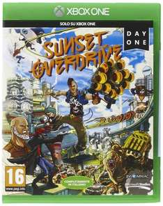 Sunset Overdrive für Xbox One bei amazon.it