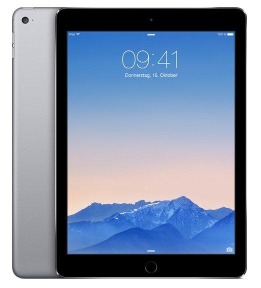 Apple iPad Air 2 64GB WiFi 499€