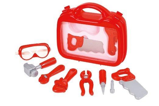 [Amazon-Prime] 8-Teiliger Werkzeugkoffer Spielzeug