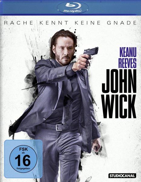 [Blu-ray] Sonntagsknüller (z.B. John Wick) @ Müller (Amazon ist tlw. mitgezogen)