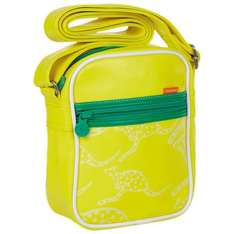 MÄDELS! Chiemsee Retro Bag mit Känguruhdruck in blazing yellow für 6,43 € statt 29,95 € @Amazon