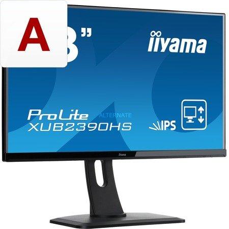 "Diverse Monitore (LED, IPS , FHD) wie z.b. Iiyama XUB2390HS-B1 / 58,4cm (23"") Slim / IPS LED / DVI-D+HDMI / 1920x1080 / 130mm Höhv./ schwarz inkl. Vsk für 149 € (Idealo: 181,39 €) > [zackzack.de] > Flashsale"