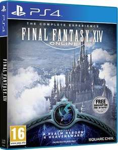 [zavvi.de] Final Fantasy XIV: Online - The Complete Experience für PS4