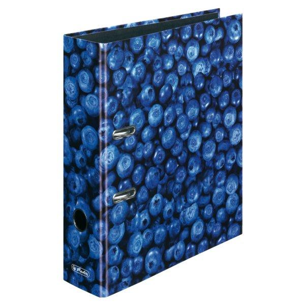 @Amazon (Prime) -  Herlitz Ordner A4, 80mm Rückenbreite, Blau für 2,80€ inkl. Versand / kostenloses Sparabo nur 2,66€