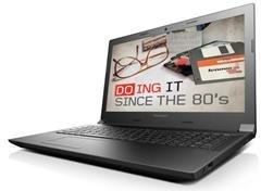 "Lenovo B50-70 Notebook 15,6"" Mattes Display / Intel Core i5 4210U / 4 GB RAM / Windows 8.1 64-Bit / 500 GB HDD / DVD-Writer für 369€ inklusive Versand @Cyberport.de"