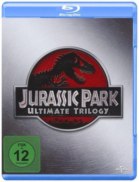 [Amazon.de] Jurassic Park Trilogy (Blu-Ray)