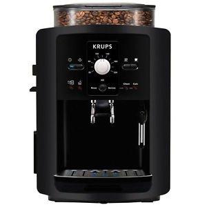 Krups EA 8000 Kaffee Maschine Kaffeemaschine Vollautomat mit Dampfdüse, 249,00 EUR @ ebay