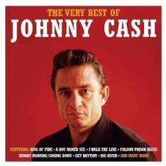 Amazon MP3 Album - The Very Best of Johnny Cash ( 75 Songs) für Nur 4,99 €