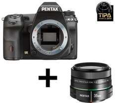 Pentax K-3 Kit 35 mm für 785,44€ @Amazon.fr