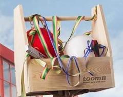 toom Baumarkt (Bundesweit) - Eigene Werkzeugkiste bauen und behalten!