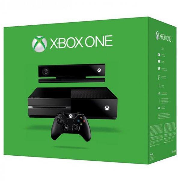 Microsoft Xbox One 500GB + Kinect für 389,- Euro bei Expert Techno Markt