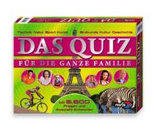 Update jetzt leider nur noch mit Versandkosten, eben den Fehler korrigiert // Noris Das große Familien-Quiz 6660 Fragen / Antworten für 4,99€ @ voelkner