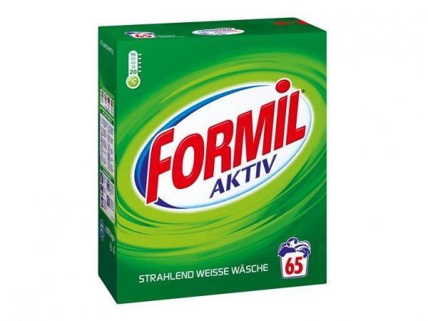LOKAL: 4,88 kg LIDL Formil Vollwaschmittel oder Color 65 Waschladungen (je WL 9 Cent)