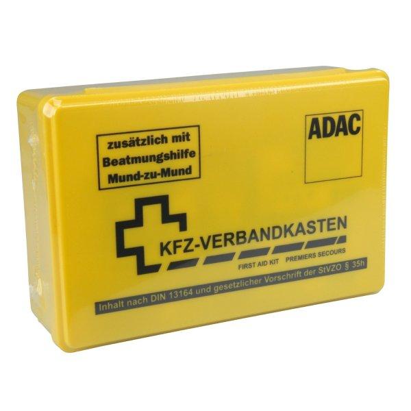 [Bonn] ADAC Verbandkasten mit Beatmungs-Maske (DIN 13164-2014) für 1€