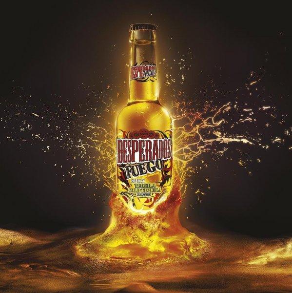 [JAWOLL] 4 Flaschen Desperados Fuego 0,33l für 3,99€