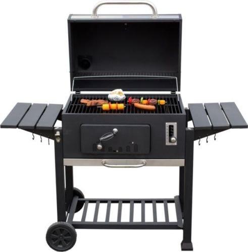El Fuego AY0415 Ontario XXL Holzkohle Grill Grillwagen Standgrill, 199,95 EUR @ ebay