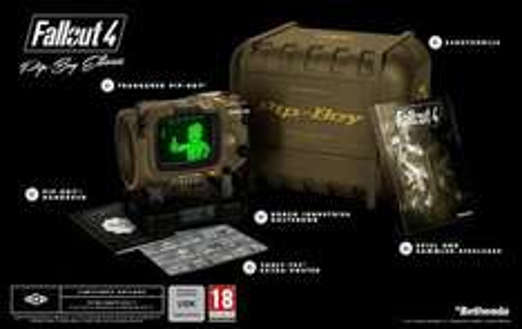 [amazon.de] Fallout 4 - Pip-Boy Edition für PS4 & Xbox One Vor bestellen
