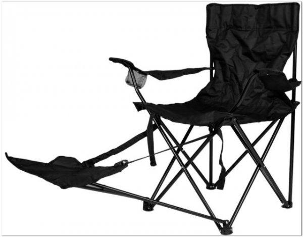 [Festival-Deal] Campingstuhl mit Fußstütze Festival Stuhl