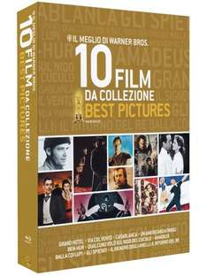 Best Pictures 10 Film Collection [Blu-Ray] für 23,47€ @Amazon.it