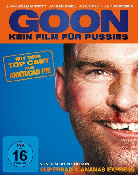 Goon - Kein Film für Pussies [Blu-ray] für 6,43€ @Media Dealer