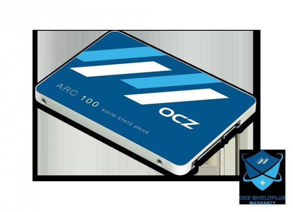 OCZ ARC100 240GB für 75.90EUR @ Computeruniverse / Paypalgutschein