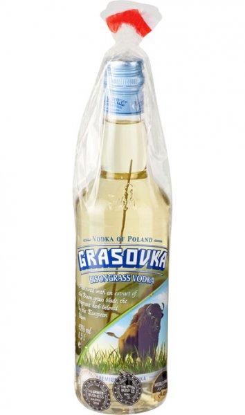 [Kaufland] Grasovka Büffelgras Vodka 0,5l 5,99 € - 6,99 €