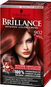 [ROSSMANN evtl. bundesweit] Green Label: Abverkauf Schwarzkopf Brillance Intensiv-Color-Creme (Farbe: Absolut Rot 902) für 0 € inkl. Verrechnung auf restlichen Einkauf (Angebot + Coupon)
