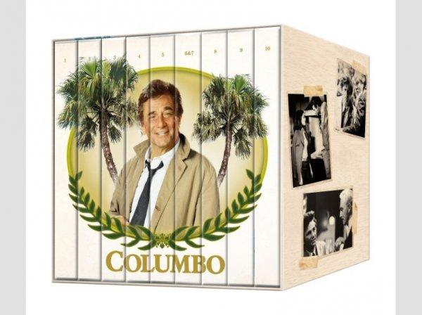 [Saturn Late Night] Columbo - Die komplette Serie (Staffel 1-10) - (DVD) ab 39,-€