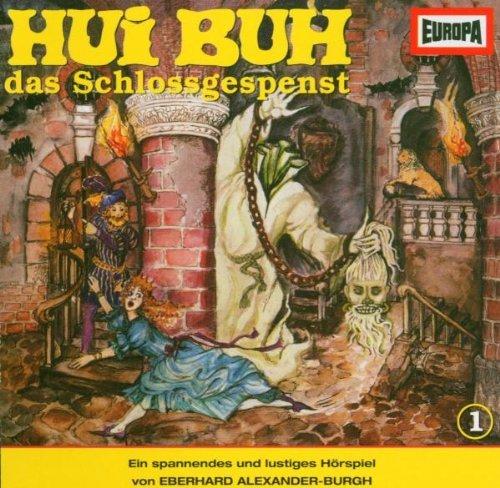 [hoerspiel.de] Europa Klassiker: Hui Buh das Schlossgespenst als mp3 Download nur 2,99€ je Folge!