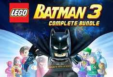 [Steam] [VPN] LEGO Batman 3 Complete Bundle @ Bundle Stars