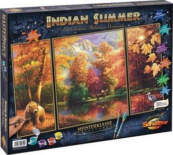 (Voelkner) Schipper Malen nach Zahlen - Indian Summer Triptychon für 12,99 EUR