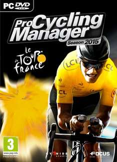 [Instant Gaming] Pro Cycling Manager / Tour de France 2015 - PC (Steam Download)