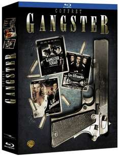Good Fellas + L.A. Confidental + Gangster Squad (Blu-ray) für 13,85€ @Amazon.fr