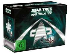 Star Trek: Deep Space Nine - The Full Journey [46 DVDs] für 53,27 €, @Amazon WHD
