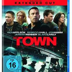Blu ray The Town WHD Amazon Prime