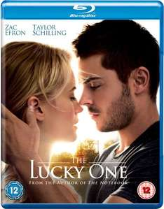 Blu-ray - The Lucky One ab €4,15 [@Zavvi.de]
