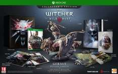 [amazon.fr] The Witcher 3: Wild Hunt - Collectors Edition für PS4 & Xbox One (Englisch Import)