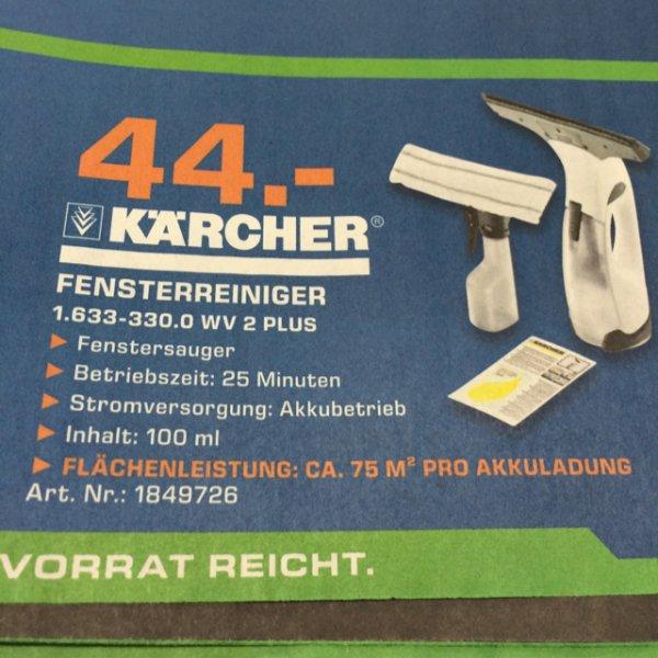 Lokal Saturn Braunschweig Kärcher WV2 plus