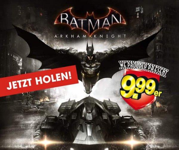 [gamestop] Batman Arkham Knight - PS4 & Xbox One - 9,99€ Aktion (Preis nur ein Beispiel, günstiger auch möglich)